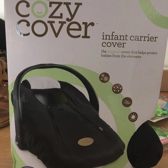 Cozy Cover Car Seat Winter